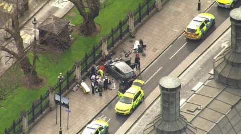 attentato a Westminster